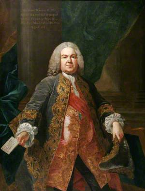 Sir Benjamin Keene (1697–1757), British Minister to Spain