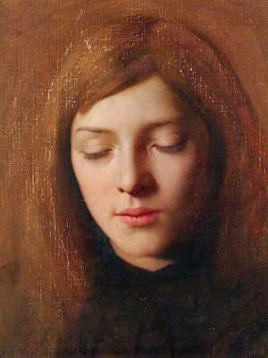 Portrait of a Lynn Fishergirl