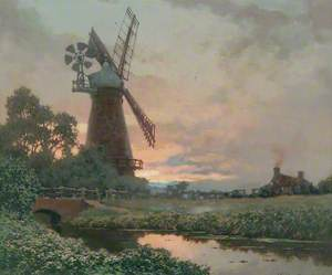 Gaywood Mill, Norfolk