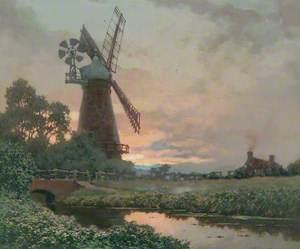 Gaywood Mill, Norfolk