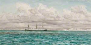 HMS 'Northumberland'