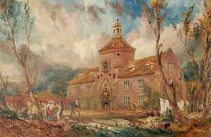 St James' Workhouse, King's Lynn, Norfolk
