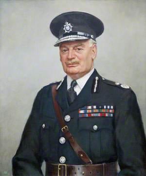 Captain Stephen Hugh Van Neck CVO, MC, Chief Constable, Norfolk (1928–1956)