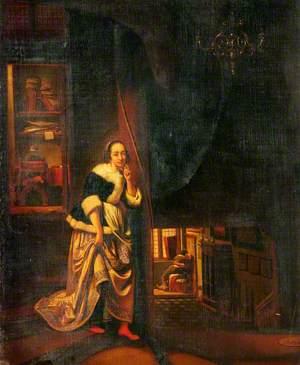 The Listening Maid