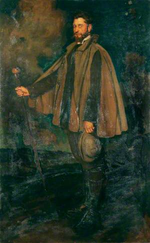 Sir Henry Rider Haggard (1856–1925)