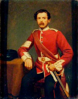 Paymaster Frederick Jackson (1830–1912)