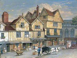 The Butcheries, Norwich