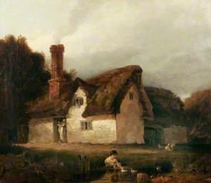 Cottage Scene