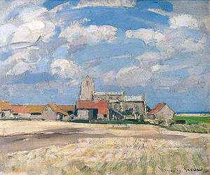 Morston Church, Norfolk