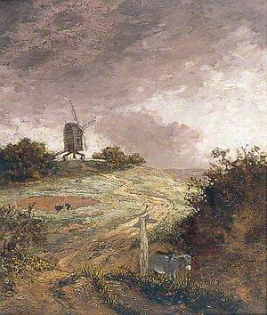 Mill on Mousehold