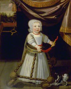 Boy with Coral