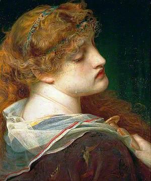 Mary Magdalene (Tears, Idle Tears)