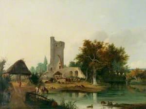 Caister Castle, near Great Yarmouth, Norfolk