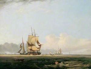 Vessels in Full Sail