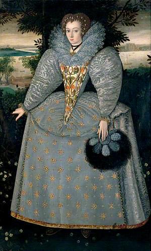 Elizabeth Buxton, née Kemp