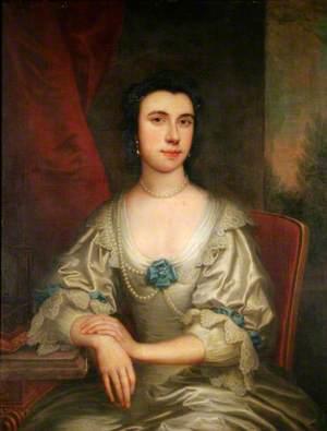 Anne Buxton (1721–1771)