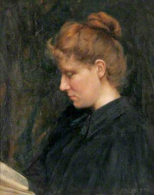 Myra Plater, Sister of the Artist