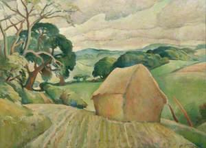 Landscape near Sheringham, Norfolk