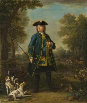 Sir Robert Walpole, 1st Earl of Orford, as a Ranger of Richmond Park