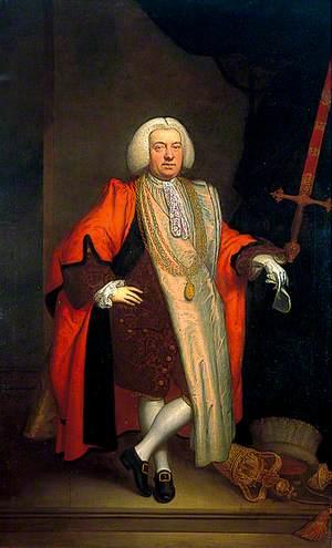 Sir Thomas Churchman (1702–1781), Mayor of Norwich (1761)