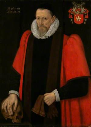 Thomas Anguish (1538/1539–1617), Mayor of Norwich (1611)
