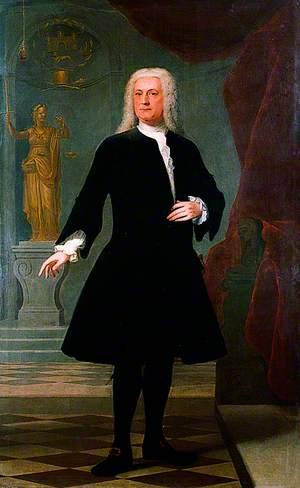 Thomas Vere (1680/1681–1766), Mayor of Norwich (1735)