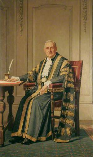 Sir Henry N. Holmes (1868–1940), Lord Mayor of Norwich (1921 & 1932)