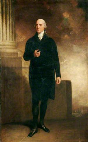 The Right Honourable William Windham (1750–1810), MP for Norwich