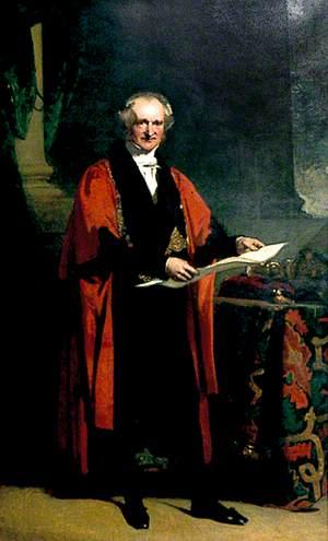 Sir Samuel Bignold (1791–1875), Mayor of Norwich (1833, 1848, 1853 & 1872)
