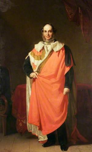 Lord Stafford (Sir Henry Valentine Stafford Jerningham) (1802–1884)