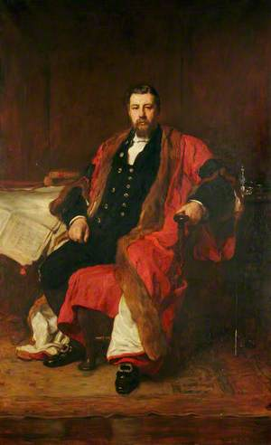 Sir Harry Bullard (1841–1903), Mayor of Norwich (1878, 1879 & 1886)