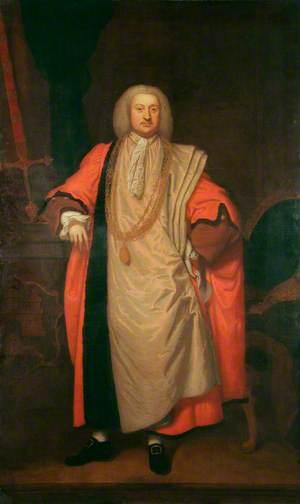 Jermy Harcourt (1708/1709–1768), Mayor of Norwich (1762)