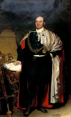 Henry Francis, Mayor of Norwich (1824)