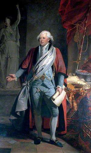 Robert Partridge (1746/1747–1817), Mayor of Norwich (1784)