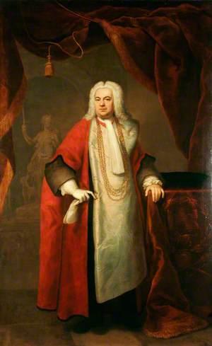 William Clarke (d.1752), Mayor of Norwich (1739)