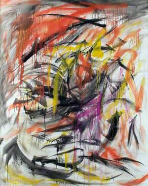 Homage to Delacroix