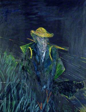 Study for a Portrait of Van Gogh I
