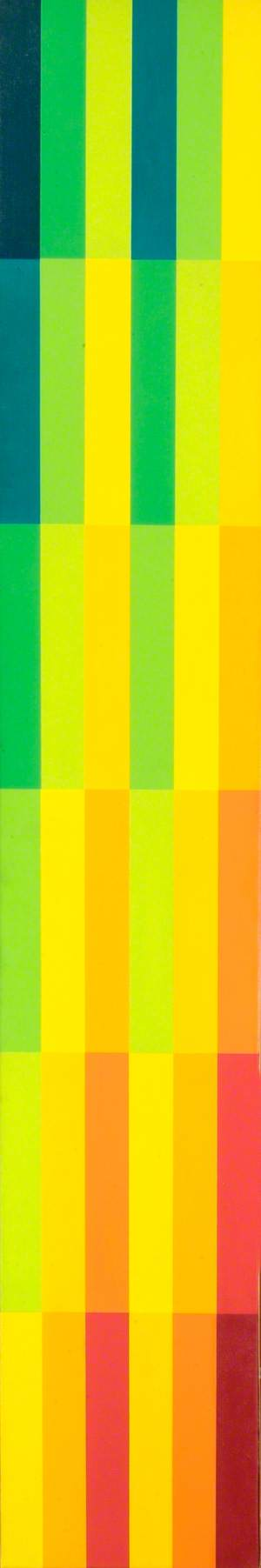 Six Systematic Colour Movements from Yellow to Yellow