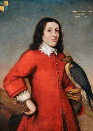 Thomas Dandy of Combs, Suffolk