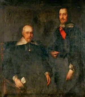 Sir Ralph Hopton and His Father Robert Hopton