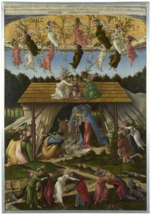 'Mystic Nativity'
