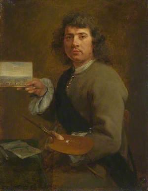 Sight (Portrait of Robert van den Hoecke)