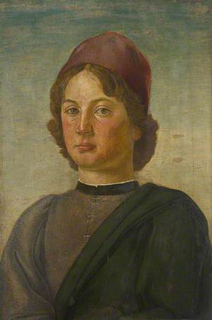Portrait of a Young Man
