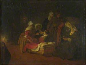 The Naming of Saint John the Baptist