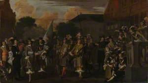 A Company of Amsterdam Militiamen