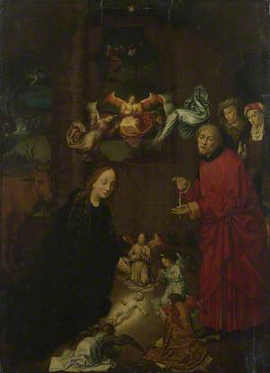 The Nativity, at Night