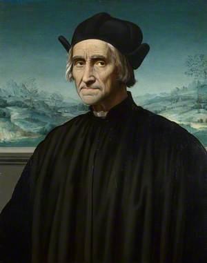 Portrait of Girolamo Benivieni