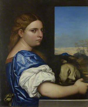 The Daughter of Herodias
