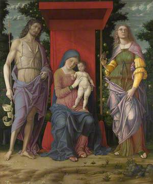 The Virgin and Child with the Magdalen and Saint John the Baptist