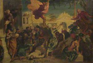 The Miracle of Saint Mark